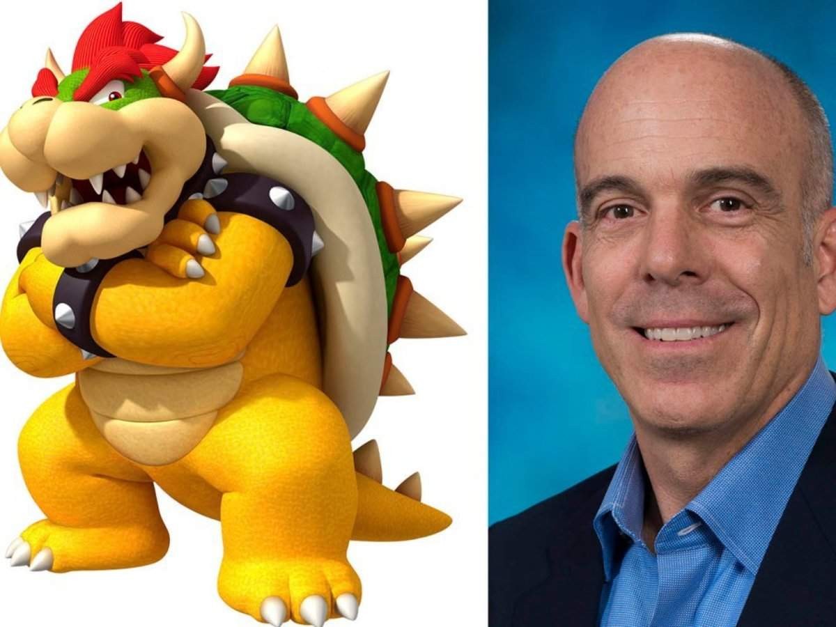 Nintendo Of America S New President Is Named Bowser And Everyone