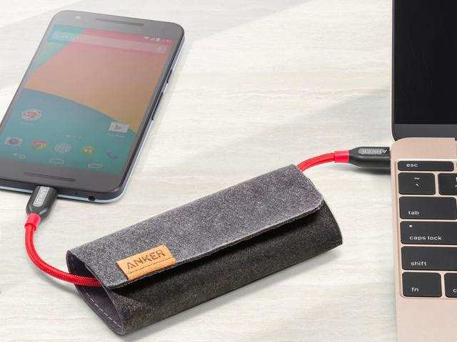 A few extra-long durable charging cables that won't break in a few months