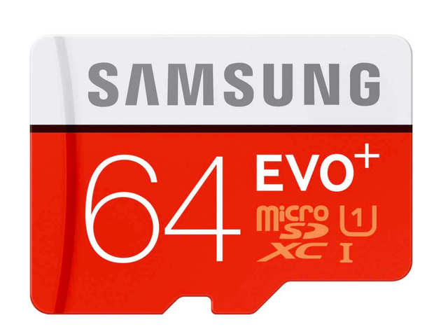 A MicroSD Card to hold more music, pictures, videos, and games