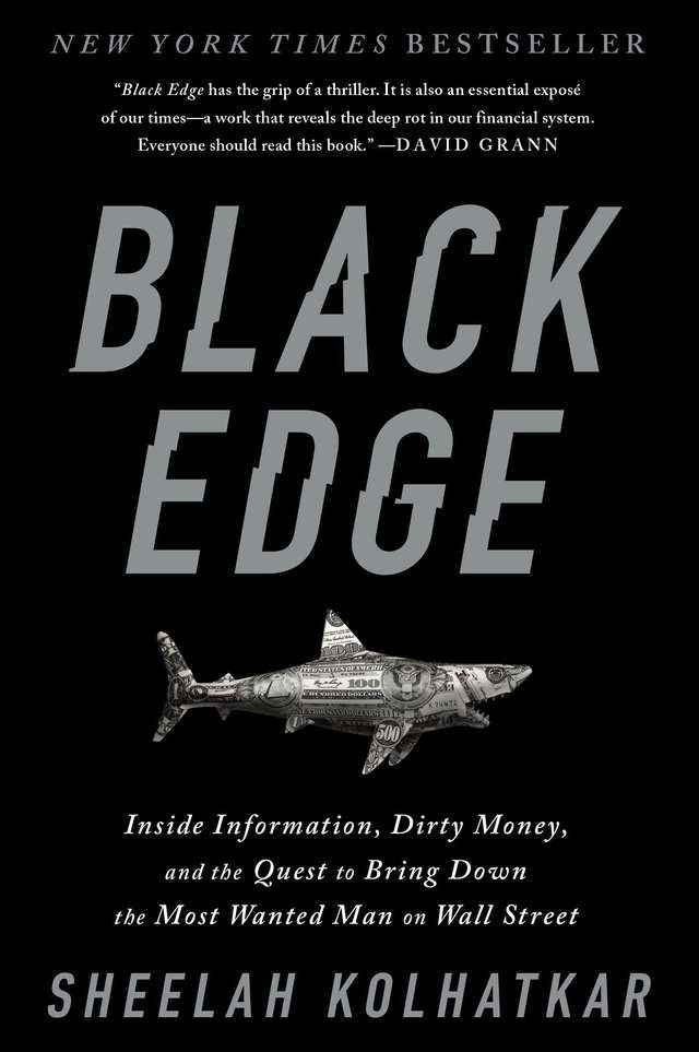 """Black Edge"" by Sheelah Kolhatkar"