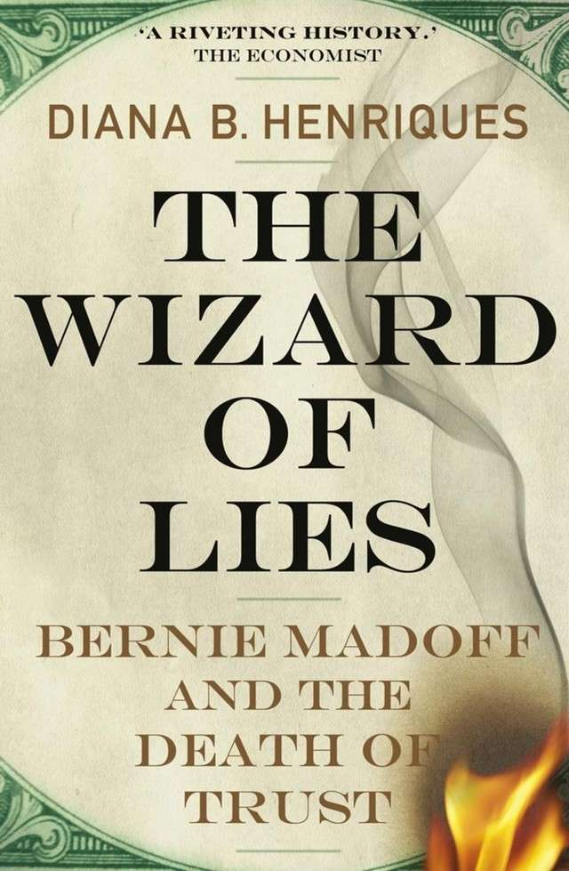 """The Wizard of Lies"" by Diana B. Henriques"