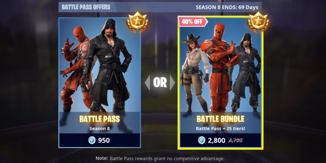 the season 8 battle pass costs 950 vbucks the in game currency of fortnite you can earn vbucks by playing the game or pay 10 cash for 1 000 vbucks - fastest way to level up in fortnite season 8