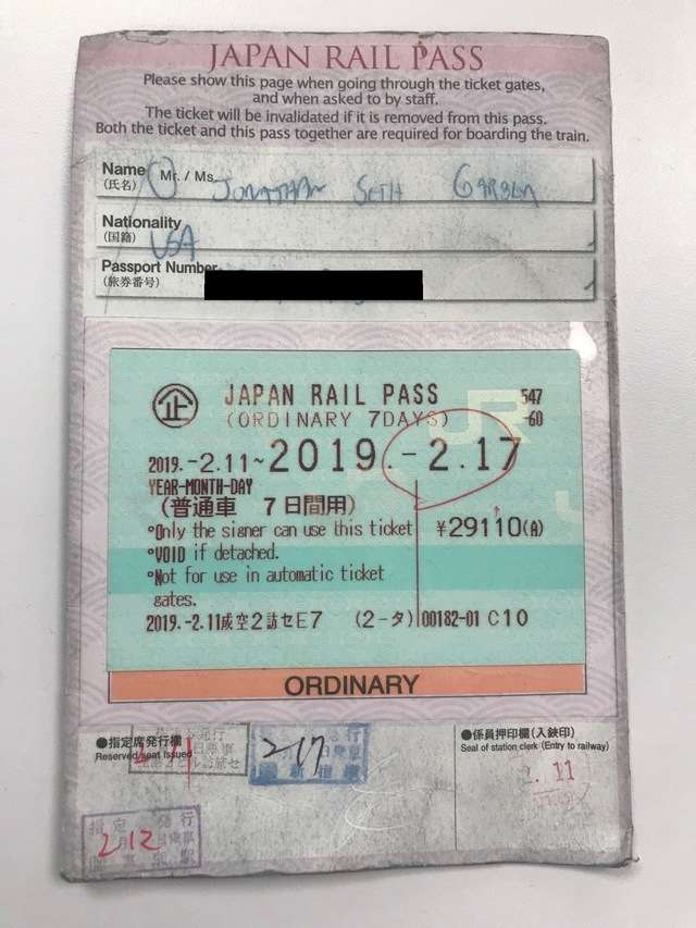 I took a ride on Japan's legendary bullet train and there's