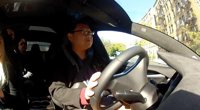 6. Shaky steering.