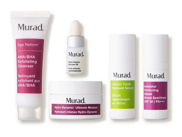 Murad Ready, Radiant, Glow 5-Piece Set