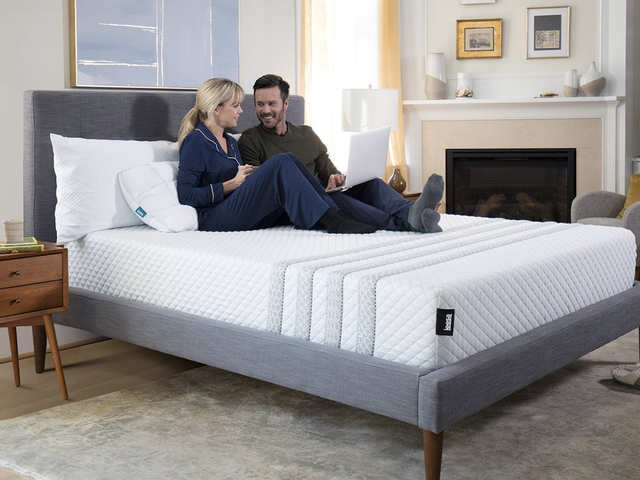 we compared 9 online mattresses to show you what each is best at businessinsider. Black Bedroom Furniture Sets. Home Design Ideas
