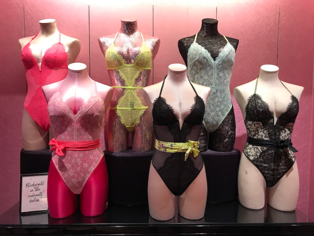 Analysts have also criticized Victoria's Secret for its store design, which hasn't evolved.