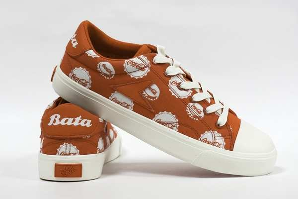 Coca Cola Partners With Bata Heritage To Come Up With A Shoe