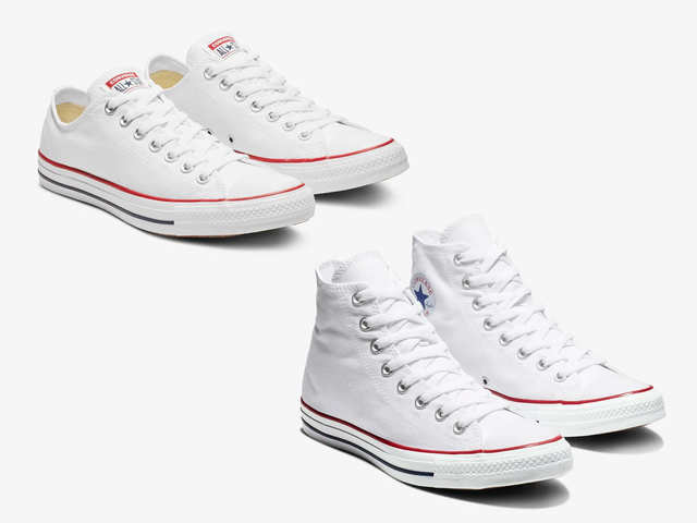 359dbf2a8c47 The best white sneakers made of canvas