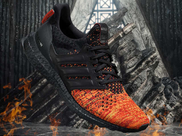 Adidas has launched 'Game of Thrones' Ultra Boosts — here's