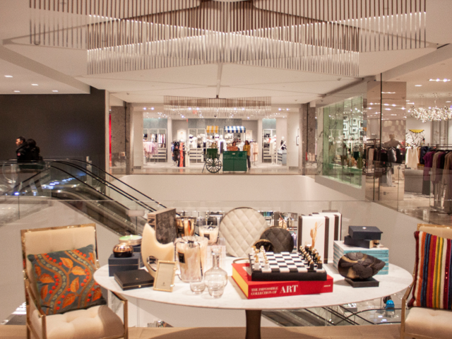 b988236d16ae I've never visited another Neiman Marcus store, and I can't speak to the  shopping experience at the Hudson Yards store, as I didn't purchase  anything.