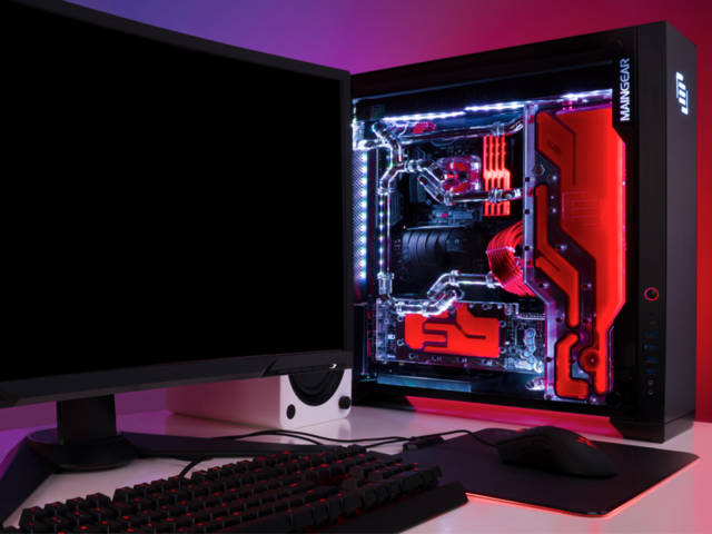 The best gaming PC for water cooling