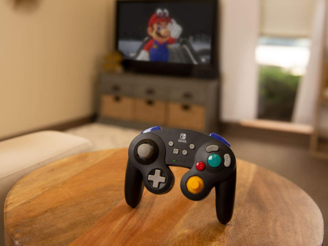 The best Gamecube-style Switch controller
