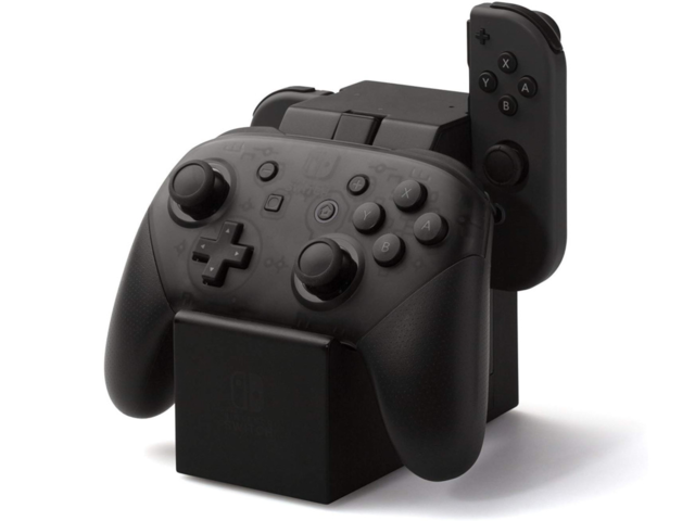 The best Nintendo Switch controller charging dock