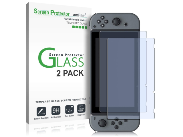 The best Nintendo Switch screen protector