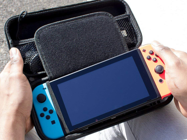 The best Nintendo Switch carry case
