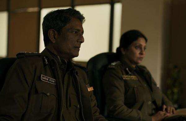 Delhi cop plans legal action against 'Delhi Crime' Netflix