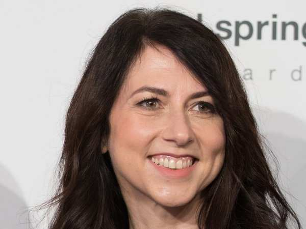 Here's why investors shouldn't be too worried about MacKenzie Bezos becoming one of Amazon's largest individual shareholders