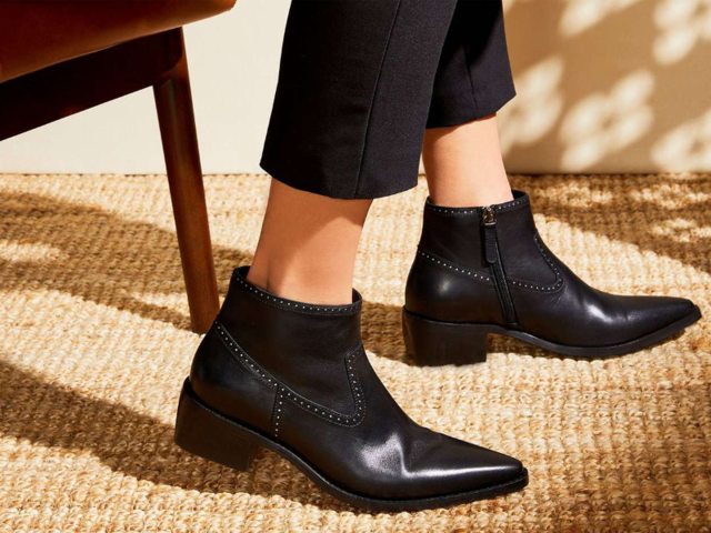 The best work-appropriate boots for women