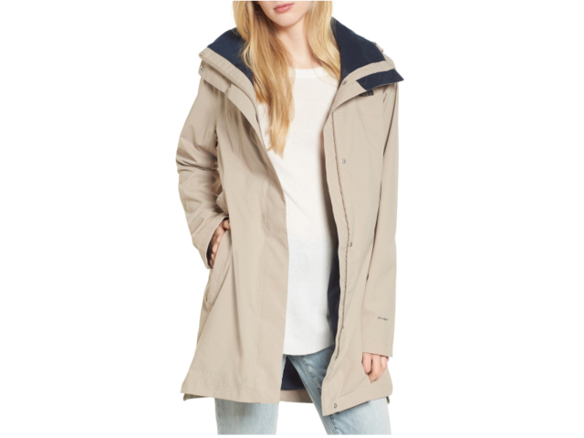 44b1fb991ea The best raincoats and jackets for women