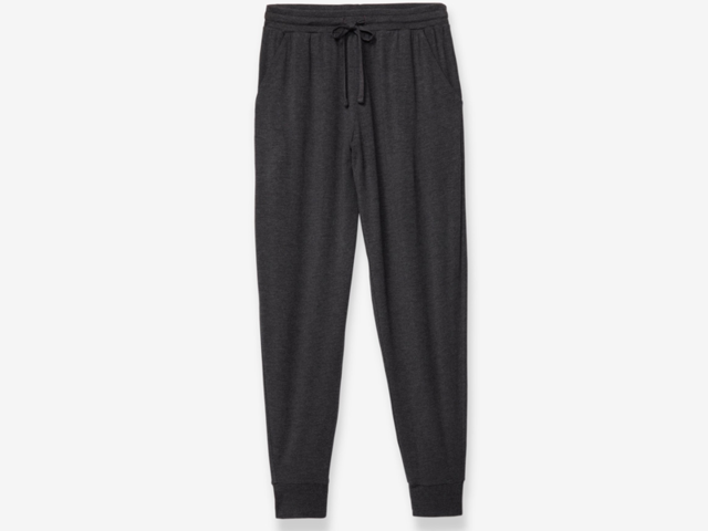 Lounging joggers to relax in at the end of the day