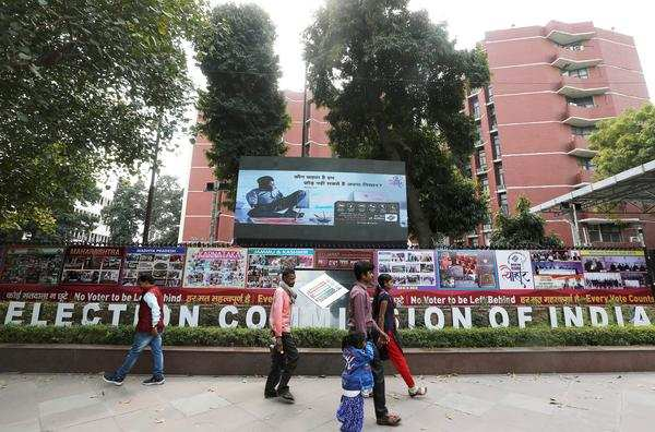 Election Commission bans NaMo TV from airing 'all political content