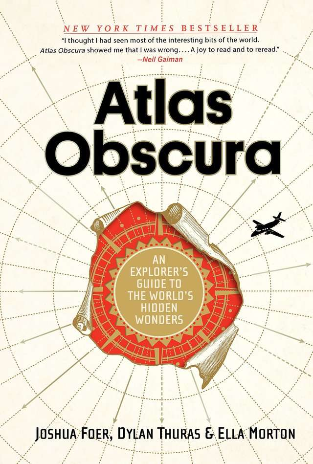 For the traveler who only has time to read one book: 'Atlas Obscura: An Explorer's Guide to the World's Hidden Wonders' by Joshua Foer, Dylan Thuras, and Ella Morton
