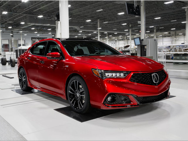 Honda's Acura premium brand will introduce the new PMC Edition of its TLX sedan which will be handbuilt at the company's Performance Manufacturing Center in Ohio alongside the NSX supercar.