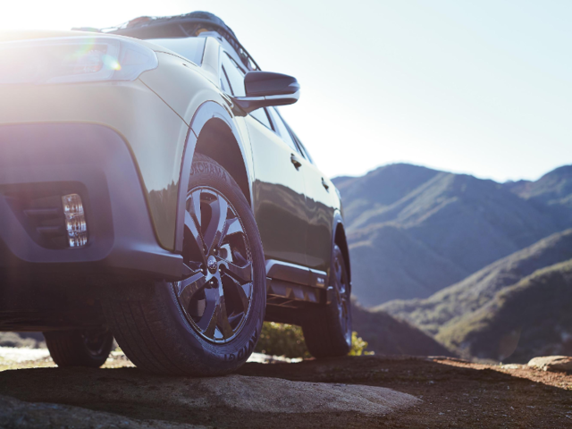 Subaru has teased the impending introduction of a new 2020 Outback crossover.