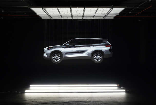 Toyota may be set to introduce a new generation of its hot-selling Highlander midsize SUV.