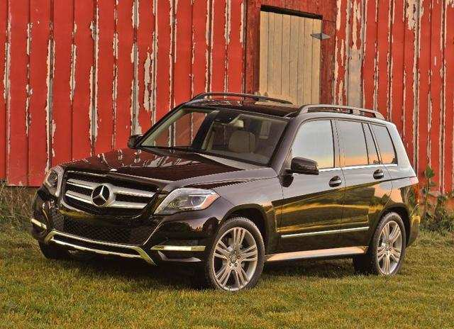 The company is rumored to be unveiling a compact SUV to slot in between the GLC and the GLA.