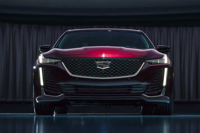 The major US auto brands will be out in force this year. Cadillac will officially introduce its new CT5 sedan at the show.