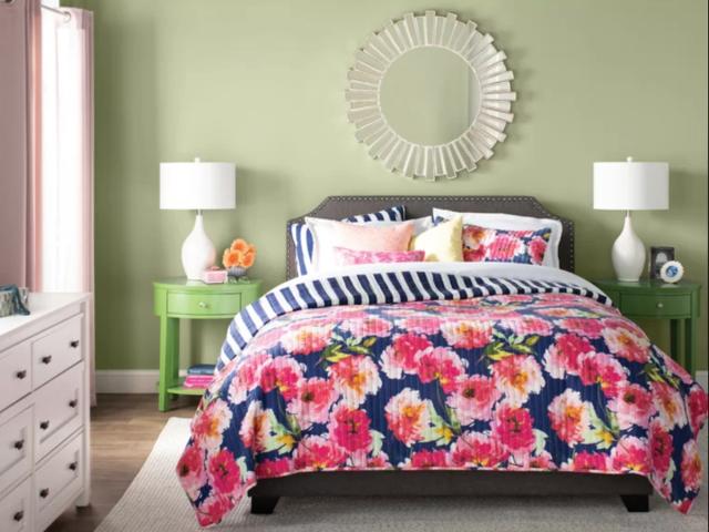 Choose a lovely bedside lamp