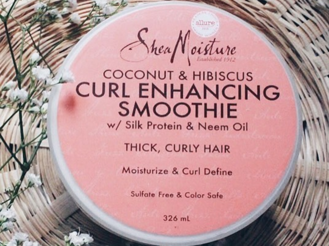 The best leave-in treatment for dry curls