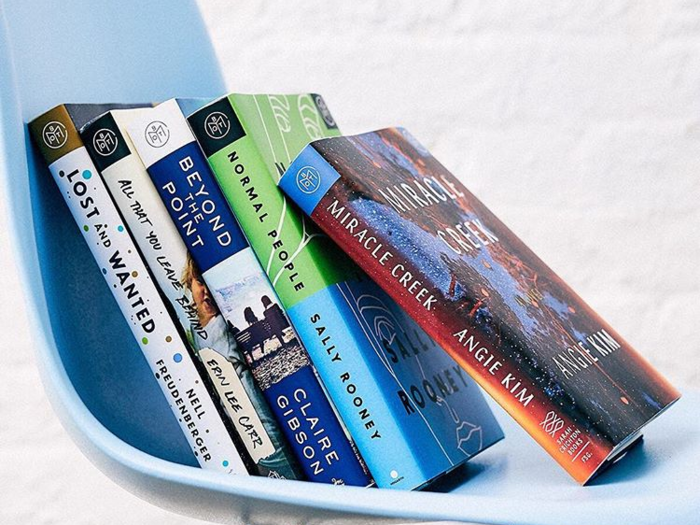 A subscription to the biggest book club in the country