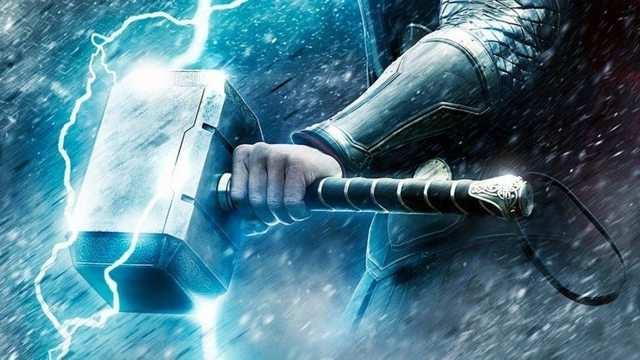 6. Thor's Hammer