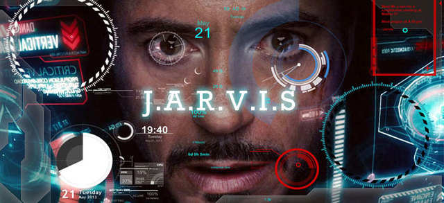 1.Mark Zuckerberg's Jarvis - Inspired by Iron Man's AI Jarvis