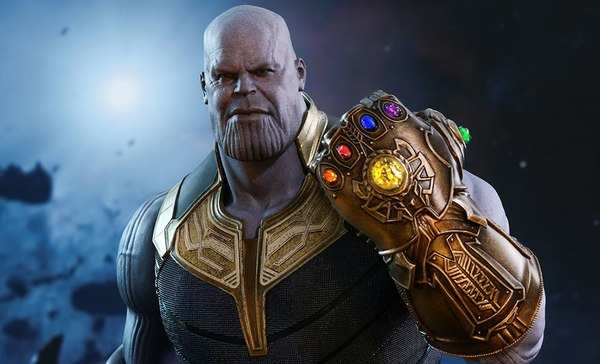 Google let users play with Thanos's destructive power