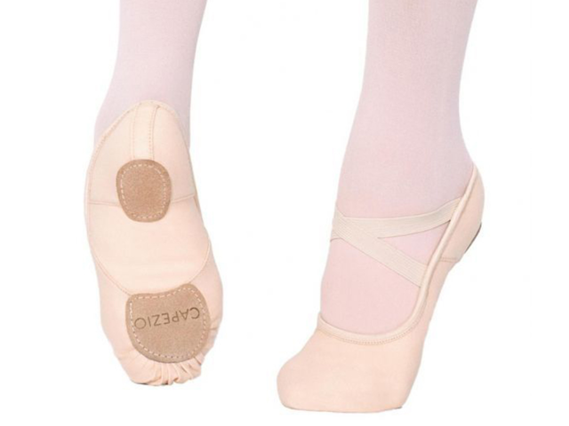 The best form-fitting ballet shoe
