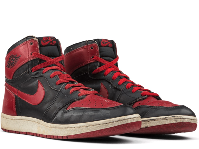 4526987f65328d The very first pair that he wore from his eponymous brand was called Air  Jordan I. It caused a lot of commotion both on and off the court.