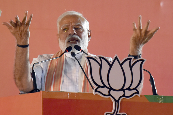 Cloudy with a chance of Elections: Indian PM risks embarrassment for votes