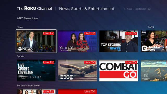 What is The Roku Channel?': A guide to Roku's home for free and