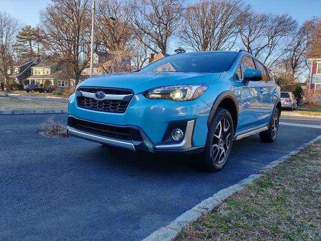 We drove a $38,000 Subaru Crosstrek Hybrid to see if it's