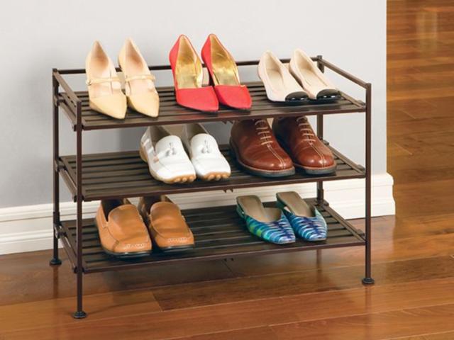 Get a shoe rack