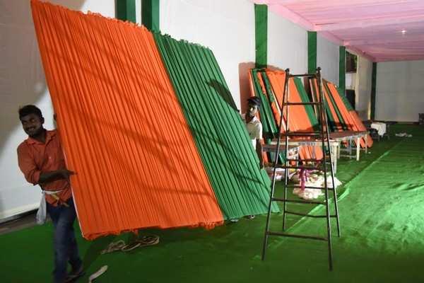 Delhi Lok Sabha Election Results 2019: BJP prepares to celebrate its