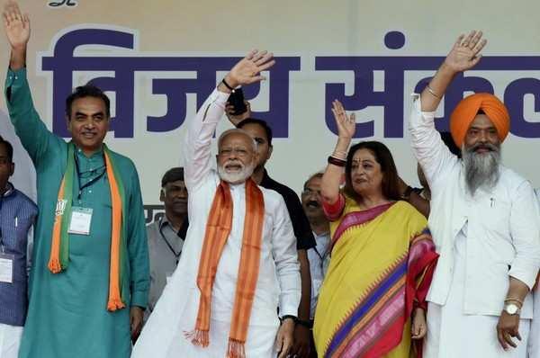Chandigarh winner candidate list in Lok Sabha Election 2019