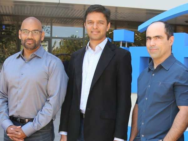 These three neuroscientists went from leading a hot startup to