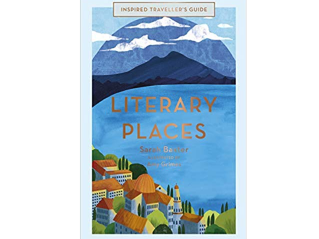 """Inspired Traveller's Guide: Literary Places"""