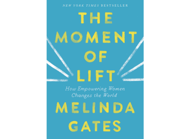 """The Moment of Lift: How Empowering Women Changes the World"""