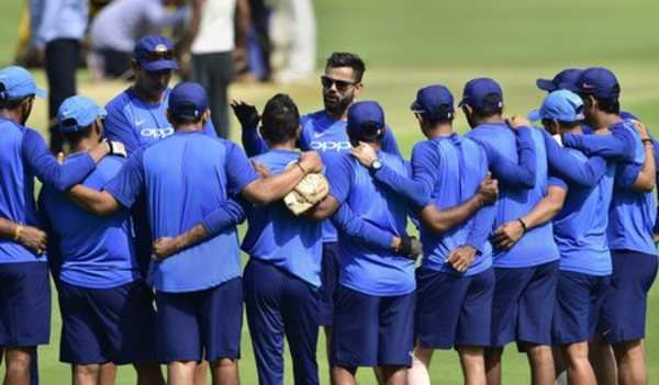 india s men in blue turns orange in world cup 2019 here s how the cricket jersey has changed from 1985 to 2015